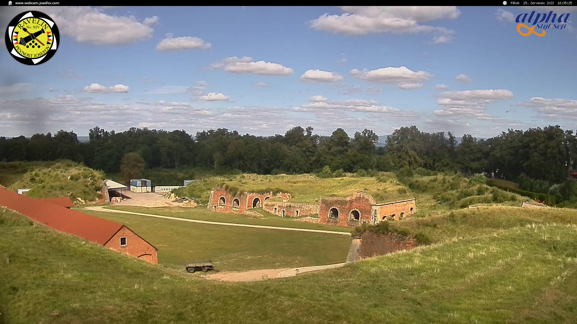 Webkamera Ravelin no. XIV
