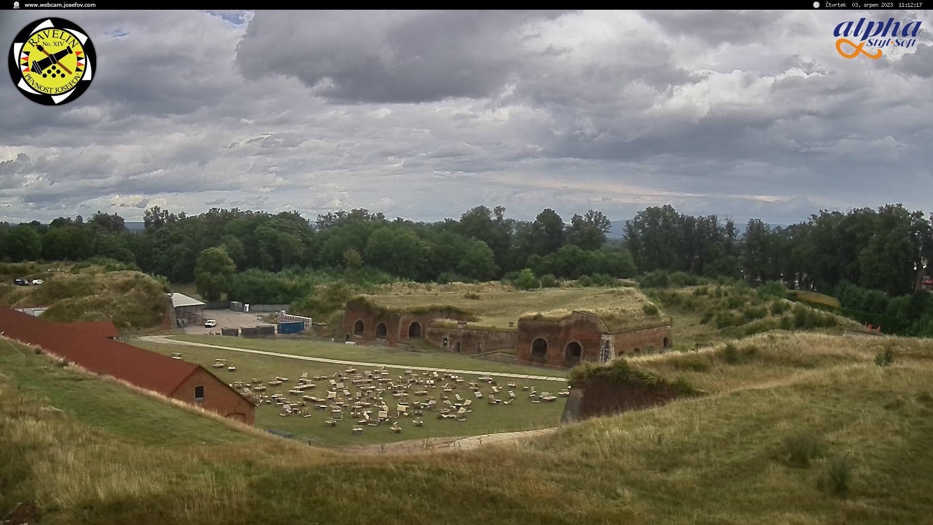 "Webkamera Ravelin no. XIV - ""2"""